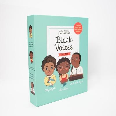 Little People, BIG DREAMS: Black Voices by Maria Isabel Sanchez Vegara