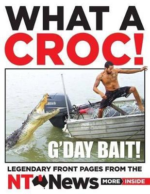 What a Croc! book