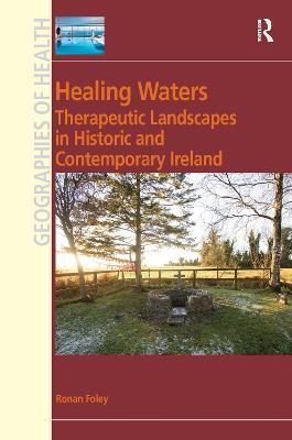 Healing Waters by Susan J Elliott
