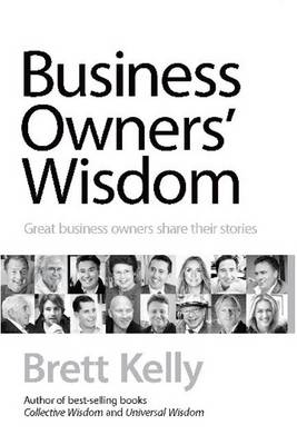 Business Owners' Wisdom book