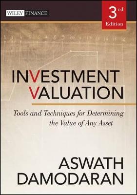 Investment Valuation by Aswath Damodaran