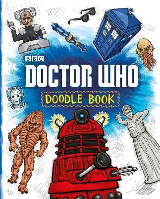 Doctor Who: Doodle Book book