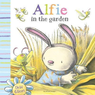 Alfie in the Garden book