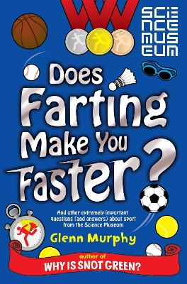 Does Farting Make You Faster? by Glenn Murphy