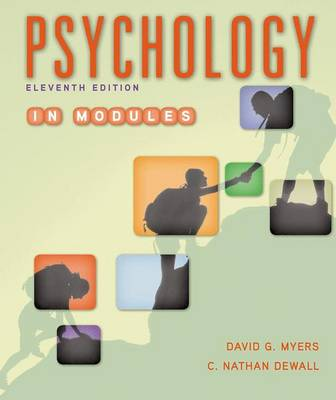 Psychology in Modules by C. Nathan DeWall