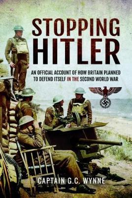 Stopping Hitler by John Grehan
