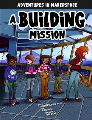 A Building Mission book