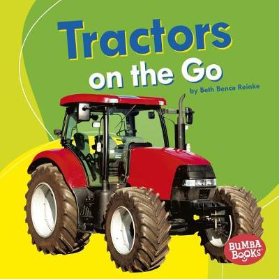 Tractors on the Go book
