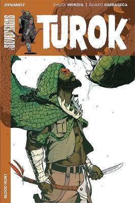 Turok Vol. 1: Blood Hunt by Chuck Wendig