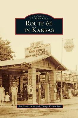 Route 66 in Kansas by Joe Sonderman