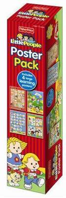 Fisher Price Poster Pack by