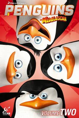 Penguins of Madagascar Volume 2 book