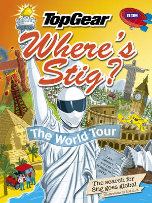 Where's Stig: The World Tour book