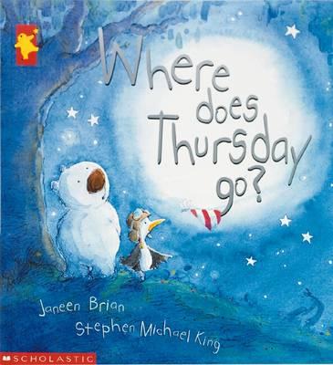 Where Does Thursday Go? book