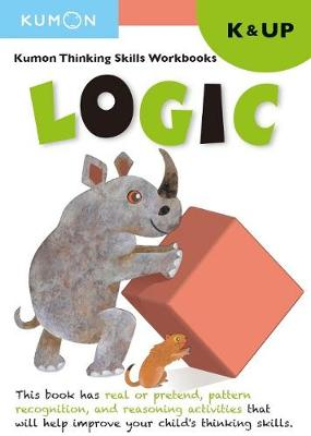 Thinking Skills Logic Kindergarten by Kumon