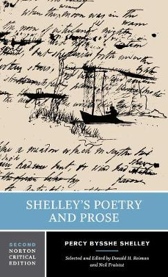 Shelley's Poetry and Prose by Percy Bysshe Shelley