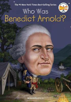 Who Was Benedict Arnold? book