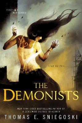 Demonists book