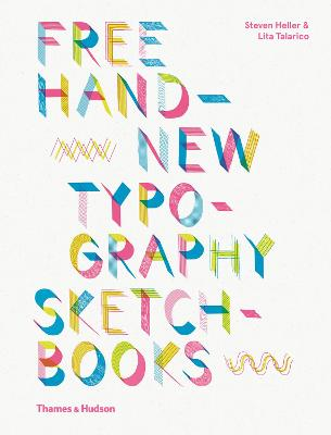 Free Hand New Typography Sketchbooks book