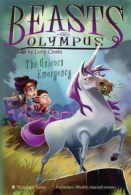 The Unicorn Emergency #8 by Lucy Coats