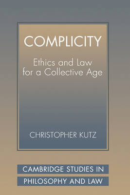 Complicity by Christopher Kutz