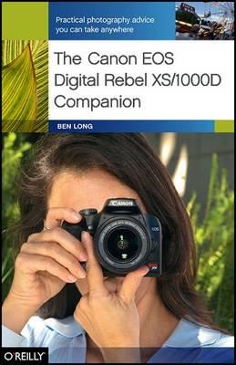 Canon EOS Digital Rebel XS/1000D Companion book