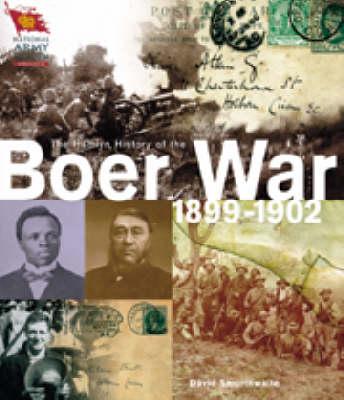 Hamlyn History of the Boer War, 1899-1902 book