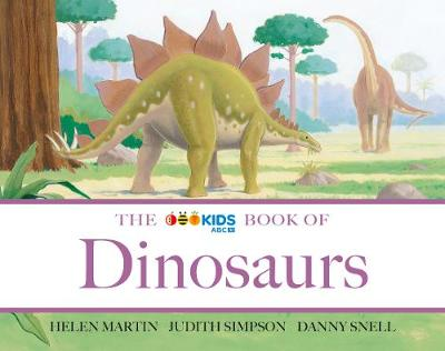 The ABC Book of Dinosaurs by Helen Martin