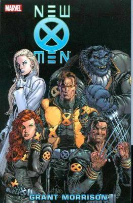 New X-Men book