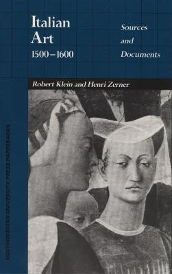 Italian Art, 1500-1600 by Henri Zerner