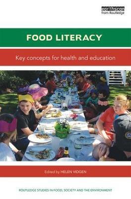 Food Literacy by Helen Vidgen