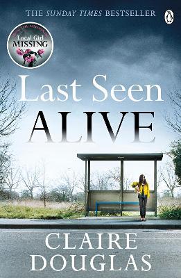 Last Seen Alive book