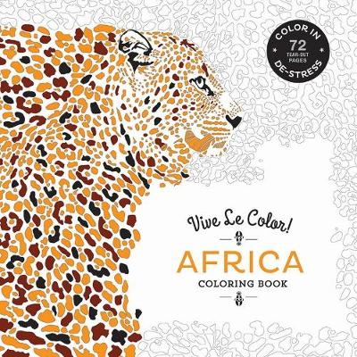Africa (Coloring Book) by Abrams Noterie