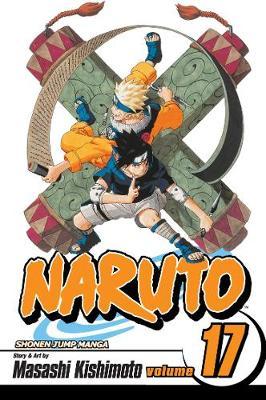 Naruto, Vol. 17 by Masashi Kishimoto