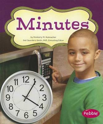 Minutes by Kimberly M Hutmacher