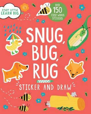 Snug, Bug, Rug Sticker and Draw by Susan Fairbrother