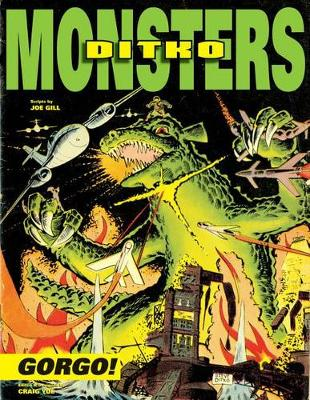Ditko's Monsters by Joe Gill