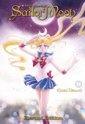 Sailor Moon Eternal Edition 1 book