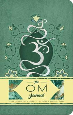 Om Hardcover Ruled Journal by Insight Editions