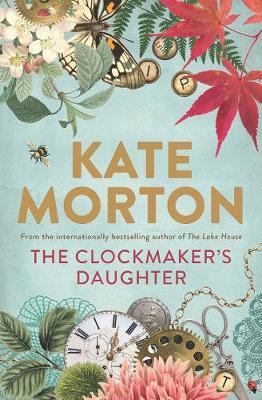 Clockmaker's Daughter book