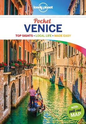 Lonely Planet Pocket Venice book