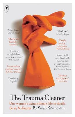 Trauma Cleaner book