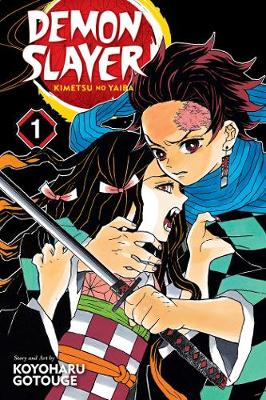 Demon Slayer: Kimetsu no Yaiba, Vol. 1 by Koyoharu Gotouge