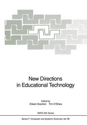 New Directions in Educational Technology by Eileen Scanlon