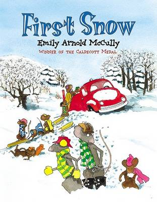 First Snow by Emily Arnold McCully