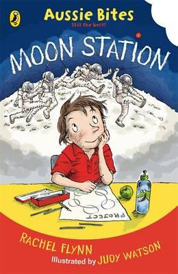 Moon Station by Rachel Flynn