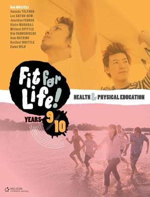Nelson Fit for Life! Years 9 & 10 Student Book by Amanda Telford