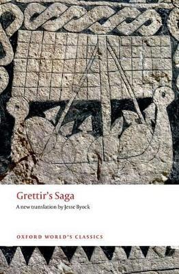 Grettir's Saga by Jesse L. Byock