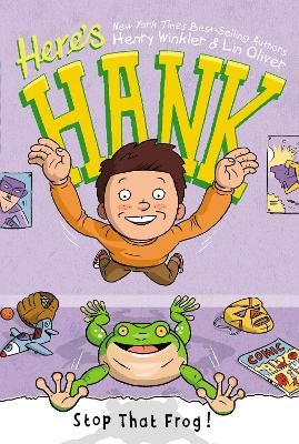 Stop That Frog! by Henry Winkler