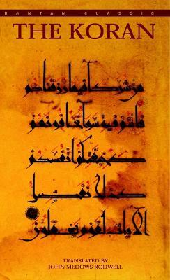 The Koran by John Medows-Rodwell